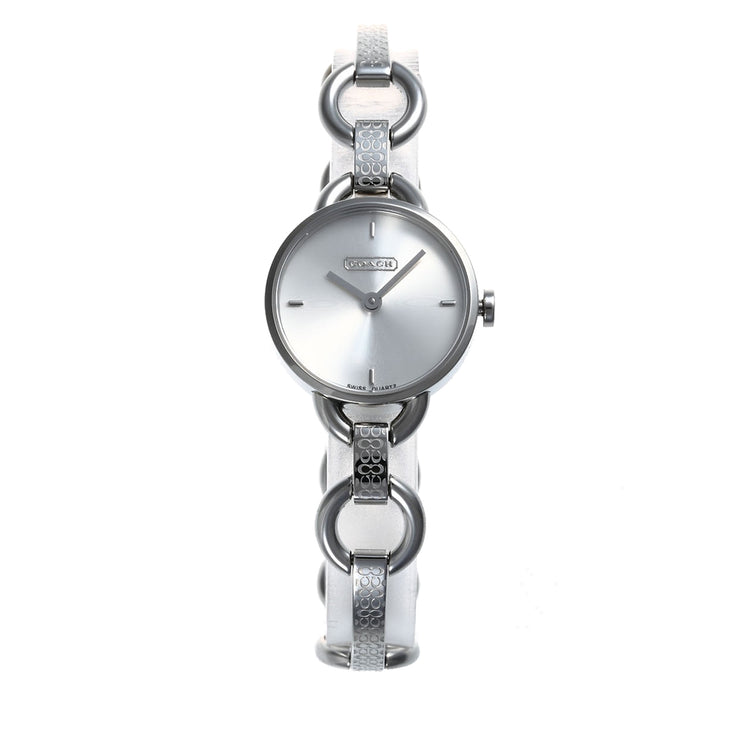 Coach Ladies' Mini Whitney Stainless Steel Watch