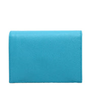 Prada Saffiano Leather French Wallet with Inner Flap- Voyage