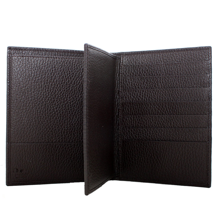 Gucci Leather Passport & Card Holder