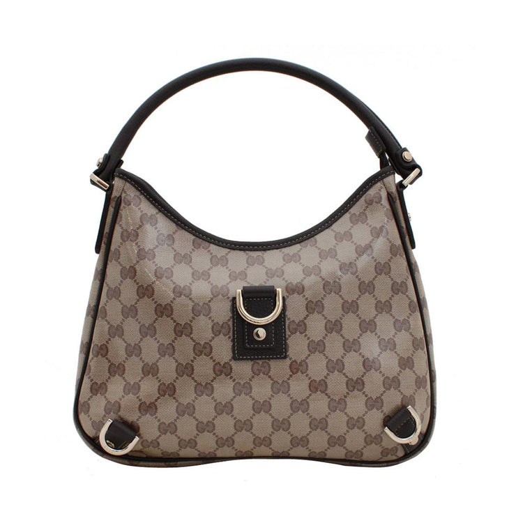 Gucci GG Crystal Abby Small Hobo Bag