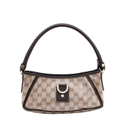 Gucci GG Crystal Abbey Demi Hobo Bag