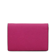 Michael Kors Medium Jet Set Travel Slim Wallet- Scarlett
