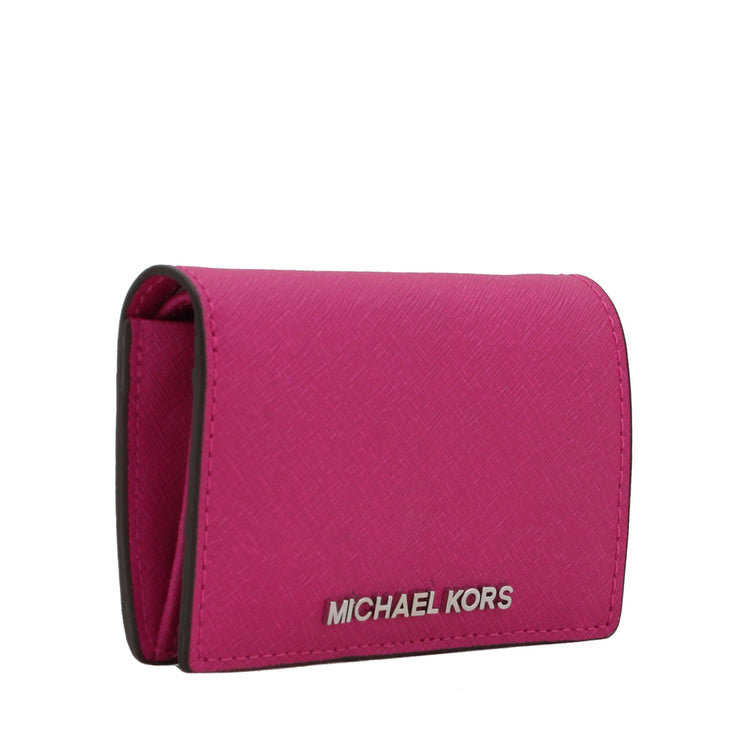 Michael Kors Medium Jet Set Travel Slim Wallet- Dark Dune