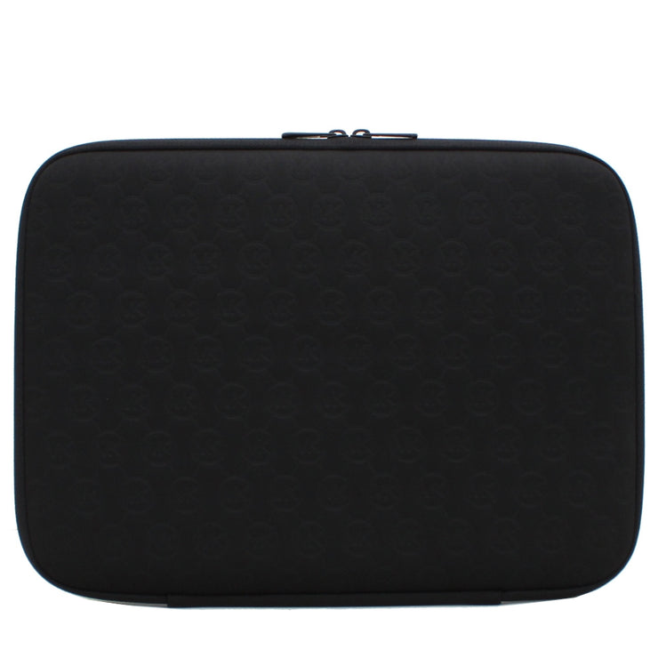 Michael Kors Neoprene 15 Inch Laptop Case- Black