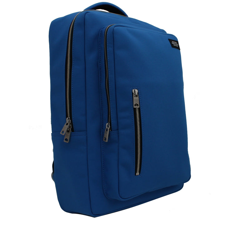 Jack Spade Commuter Nylon Cargo Back Pack Bag- Cobalt Blue