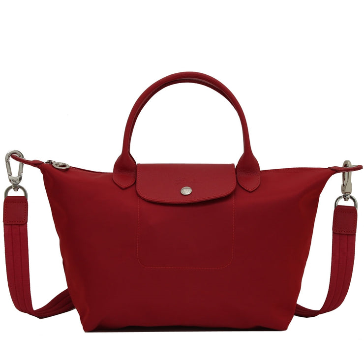 Longchamp 1512578 Le Pliage Neo Small Convertible Tote Bag- Ruby