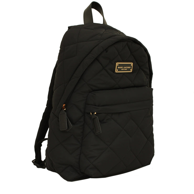 Marc Jacobs Quilted Nylon Back Pack Bag