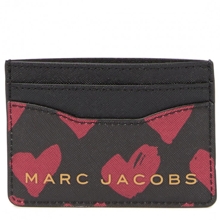 Marc Jacobs Leather Card Case