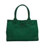 Tory Burch Ella Mini Nylon Tote Bag- Emerald City