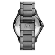 Armani Exchange Watch AX2135- Stainless Steel Round Grey Dial Men Watch