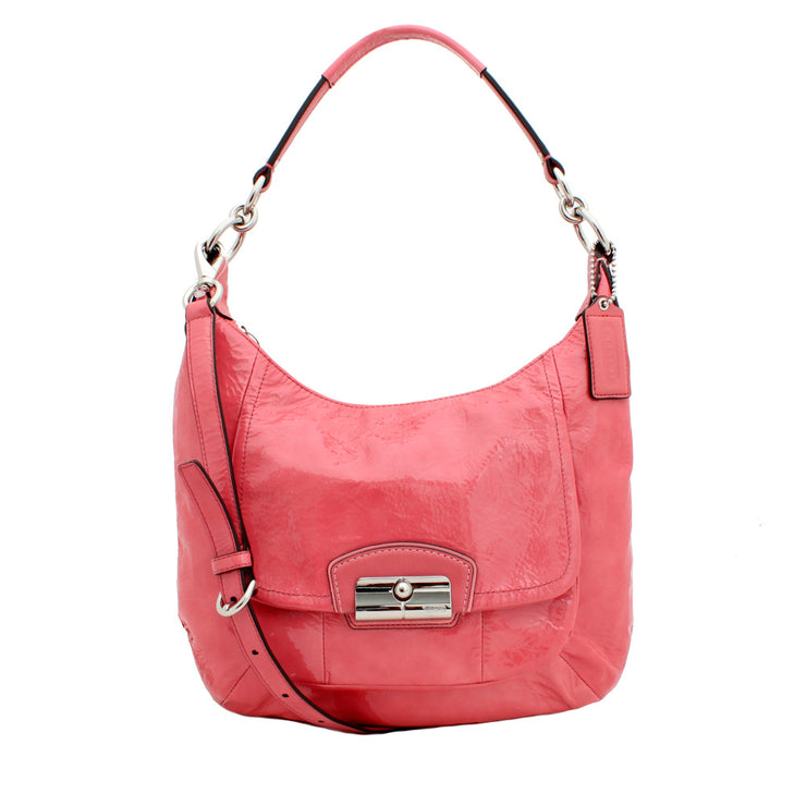 Coach Kristin Leather Hobo Bag