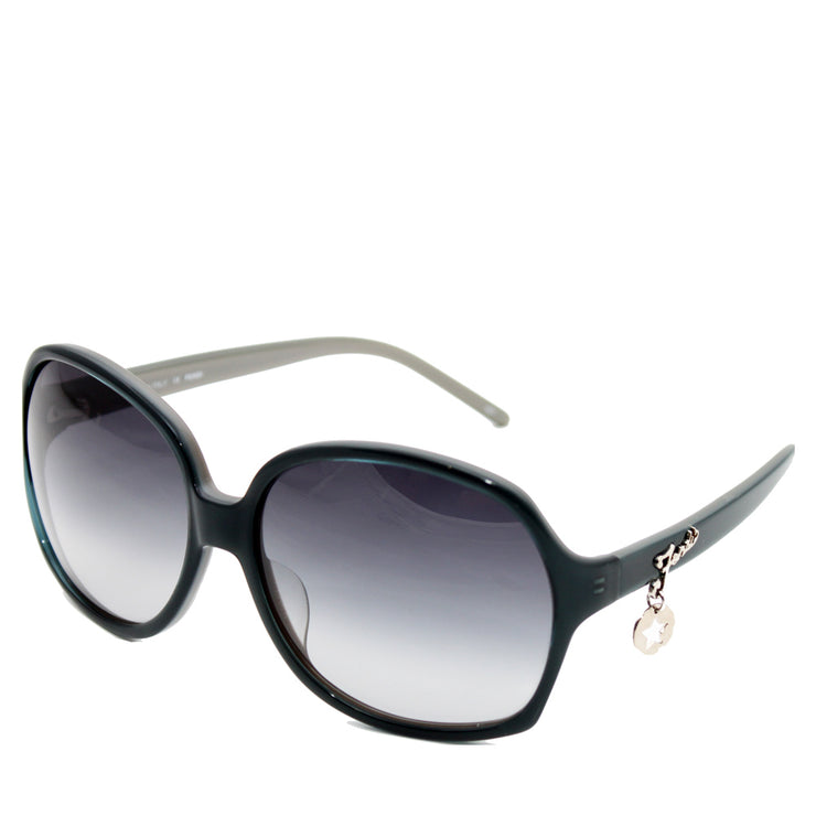 Ladies Oversized Sunglasses with Star Charm