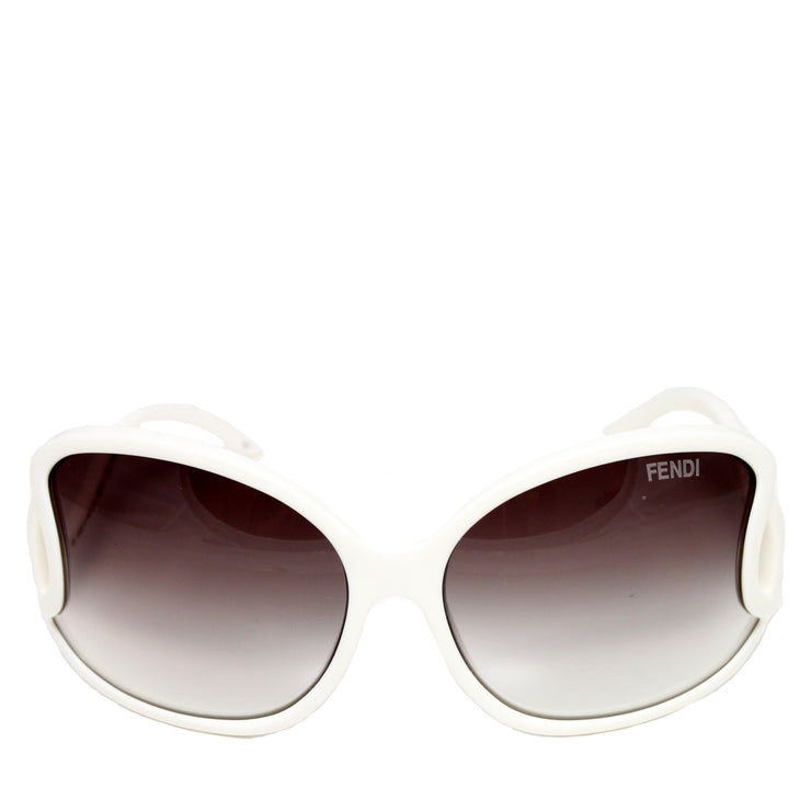 Ladies Oversized Butterfly Sunglasses