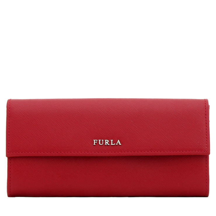 Classic Flap Continental Leather Wallet