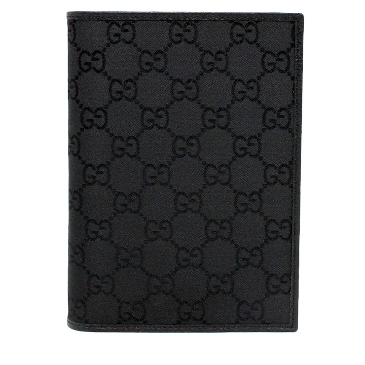 Gucci GG Canvas Passport & Card Holder