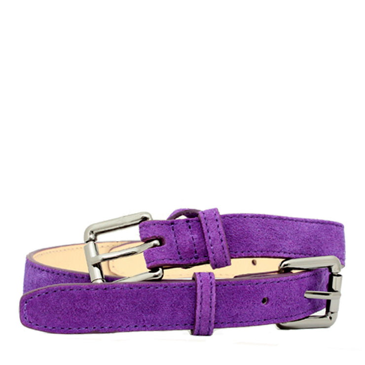 Ladies Double Buckle Belt