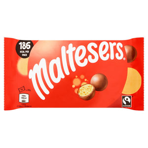 (OUT OF STOCK) Maltesers Chocolate Bags (37G) 4 Pack