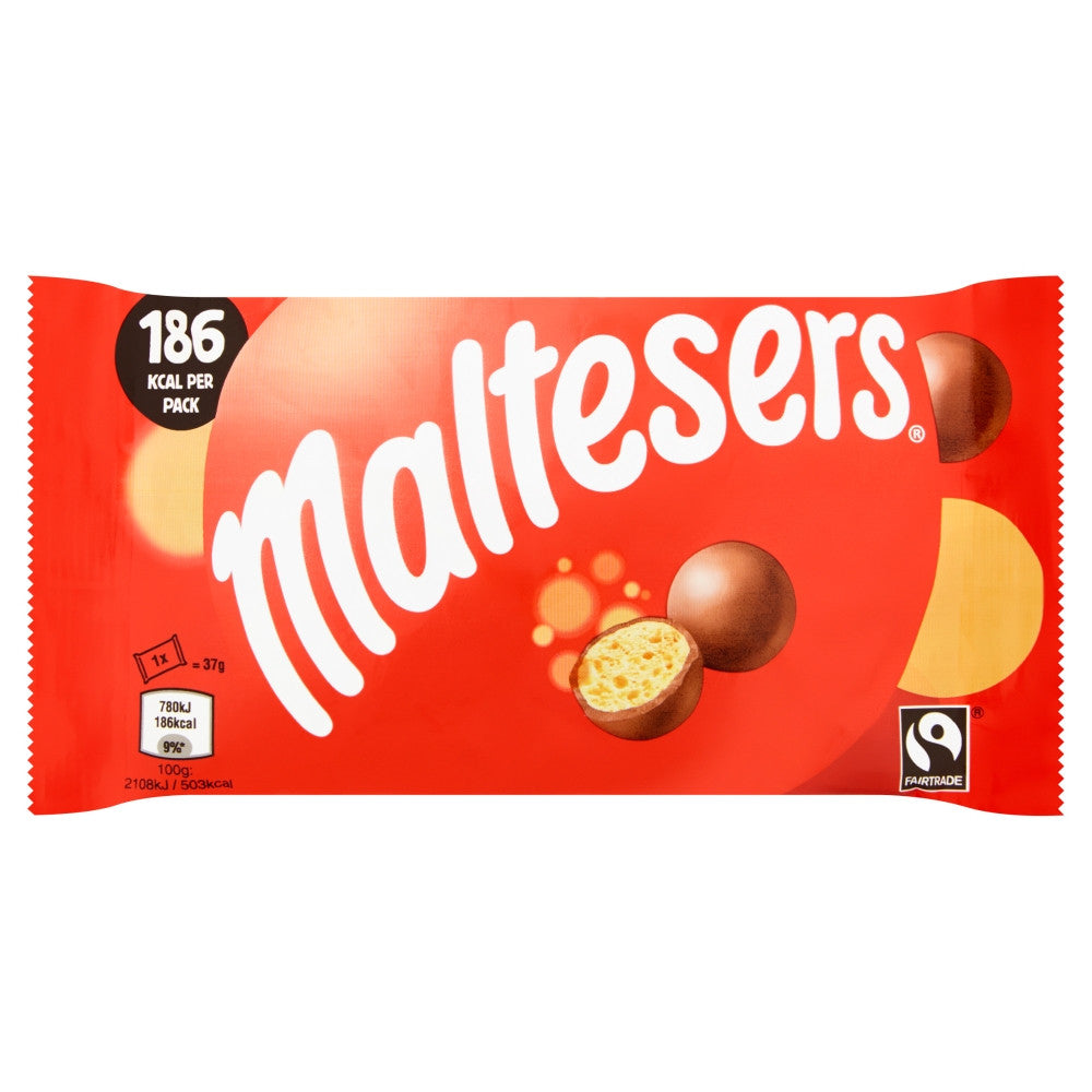 Maltesers Chocolate Bags (37G) 4 Pack