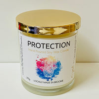 Protection - Natural Soy Wax Candle