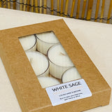 White Sage Tealights