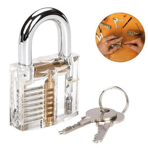 Lock Pick Education Set