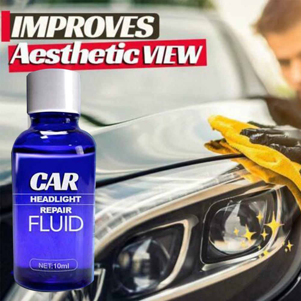High-Density Headlight Polish Liquid