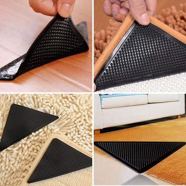 Non-slip Rug Grippers (4Pcs)