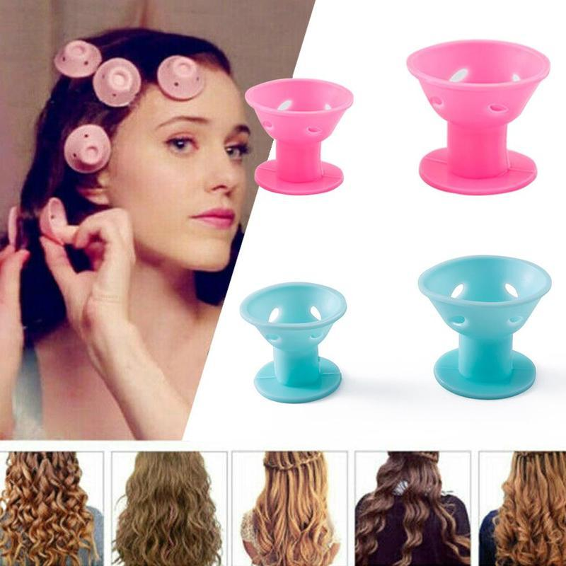 Hair Ball Perm Sleep Curler - Set of 10