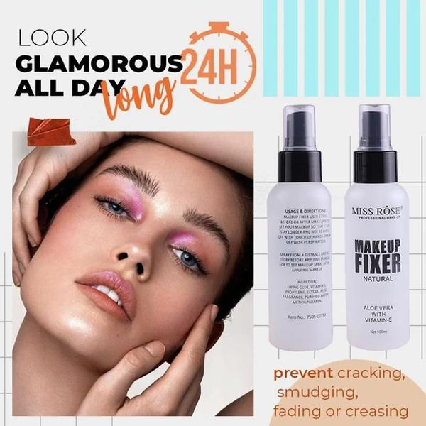 24 Hours Makeup Fixer Spray