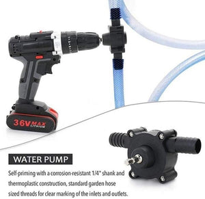 Water Transfer Drill Pump
