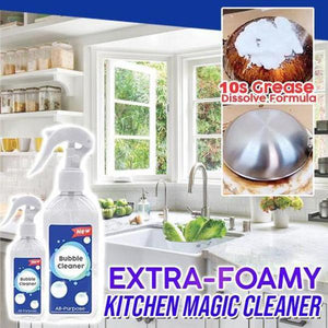 Extra-Foamy Kitchen Magic Cleaner