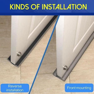 Door Gap Sealing Strips