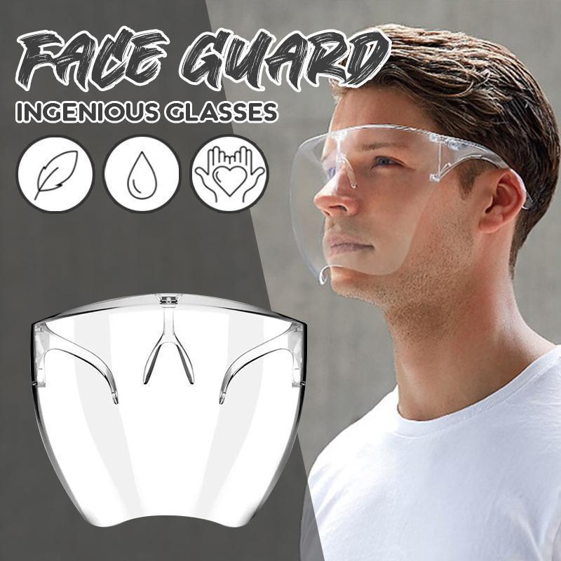Bright Glasses Protective Shield