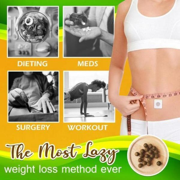 Herbal Slimming Tummy Pellet