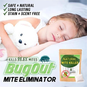 BugOut™ Mite Eliminator (Pack of 6)
