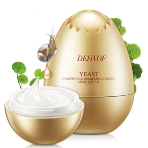 Peel-Off Facial Veil Cream
