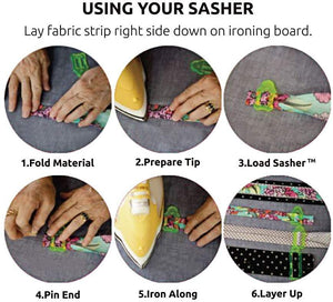 Ultimate Sewing Sashers