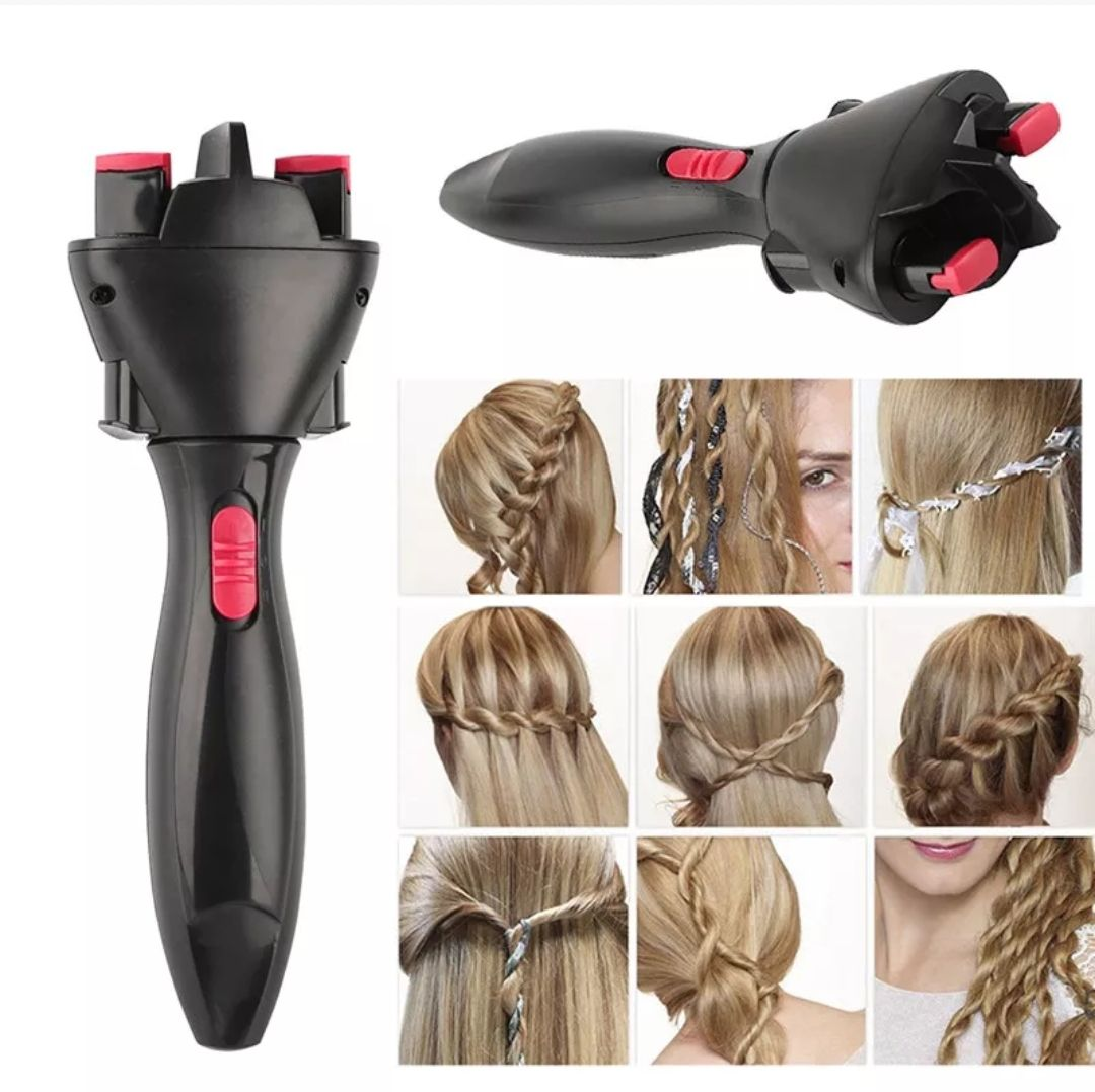 Automatic Hair Braider