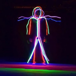 LED Stick Figure Kit