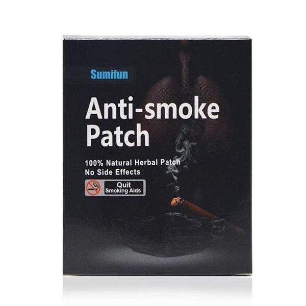 Natural Anti Smoking Patches