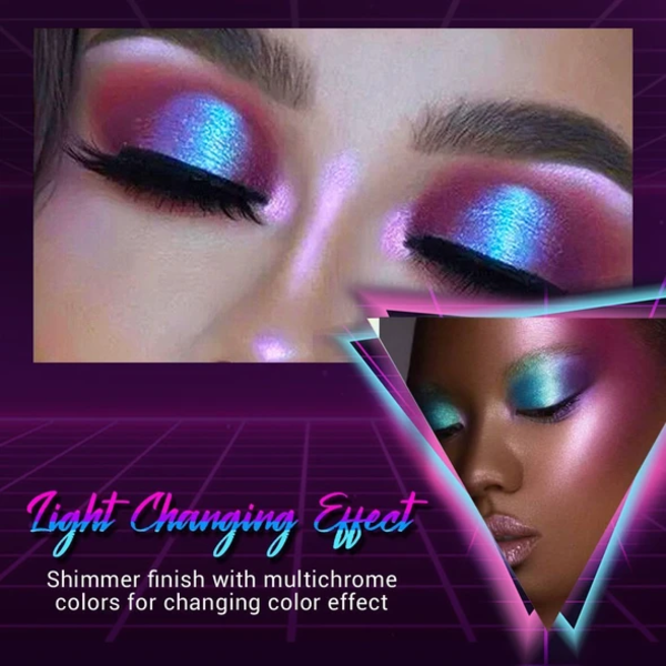 Light Changing Glitter Eyeshadow