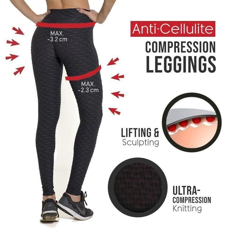 Ultimate Cellulite Removal and Prevention Leggings