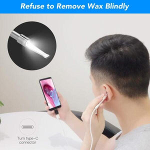 3-IN-1 EARSCOPE CLEANER HD