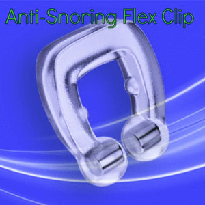 Anti-Snoring Flex Clip