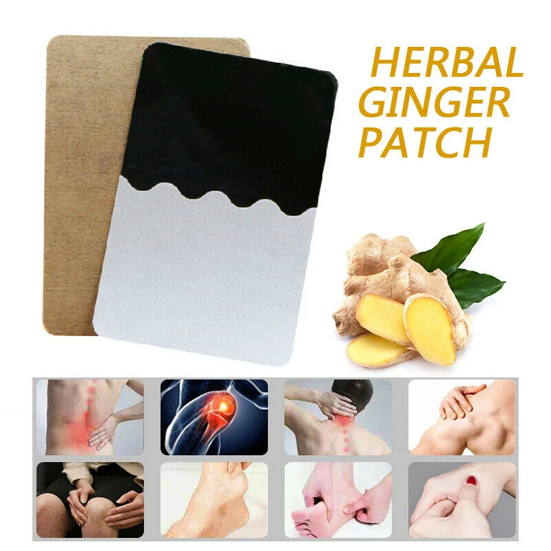 Herbal Ginger Body Relief Patch