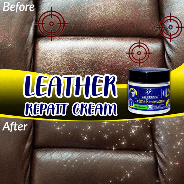 Leather Refurbishing Cleaner For Home And Cars