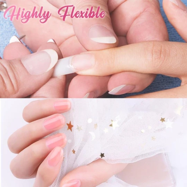 Silk Fiberglass Nail Extension
