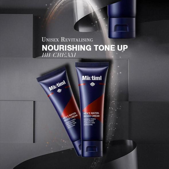Men's Revitalising Nourishing Tone Up BB Cream