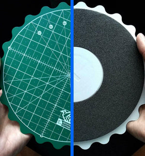 Premium 360 Self-Healing Rotating Cutting Mat