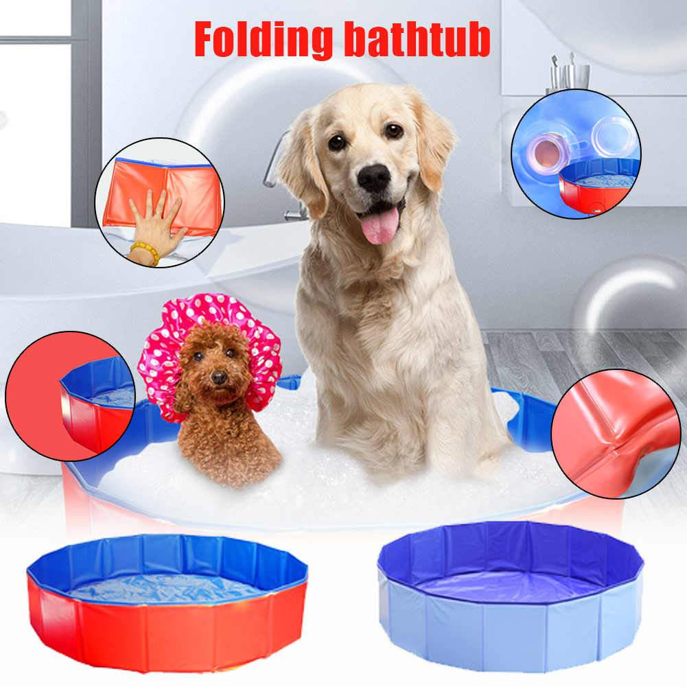 Foldable Pet Bathing Pool